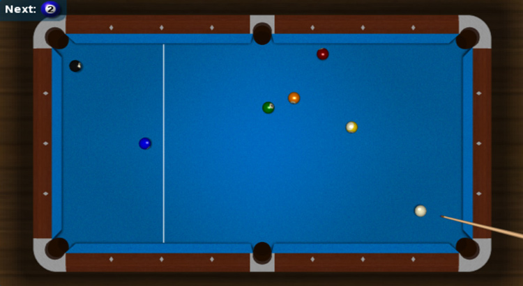online pool 9 ball