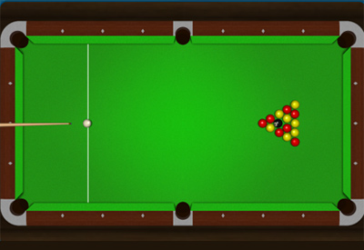 billard blackball