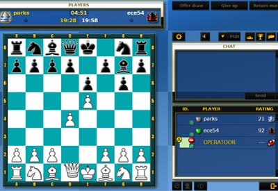 play chess game online for free flyordie
