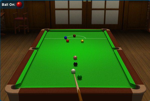 snooker games online